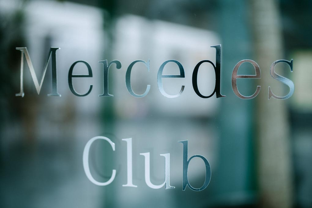 mercedes club mrągowo